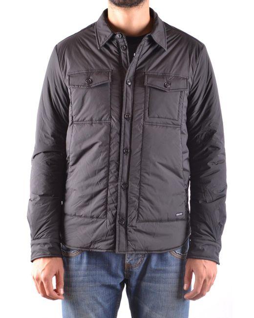 Woolrich - Black Woolrich Jackets for Men - Lyst