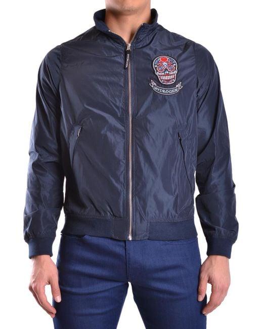 Hydrogen - Blue Jacket for Men - Lyst
