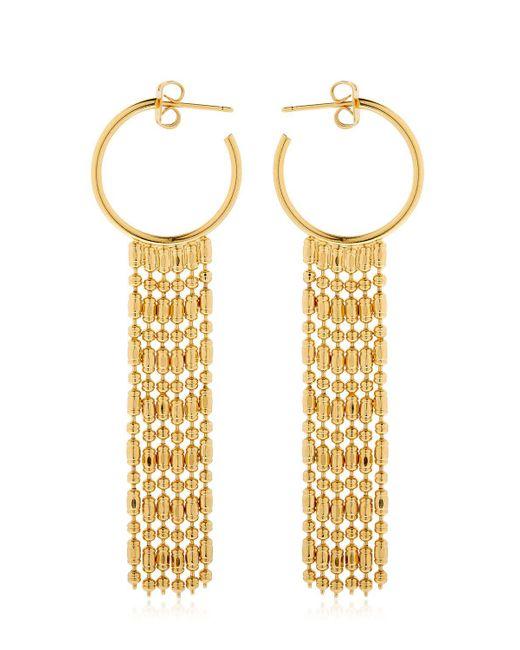 Philippe Audibert - Metallic Jessy Hoop Earrings - Lyst