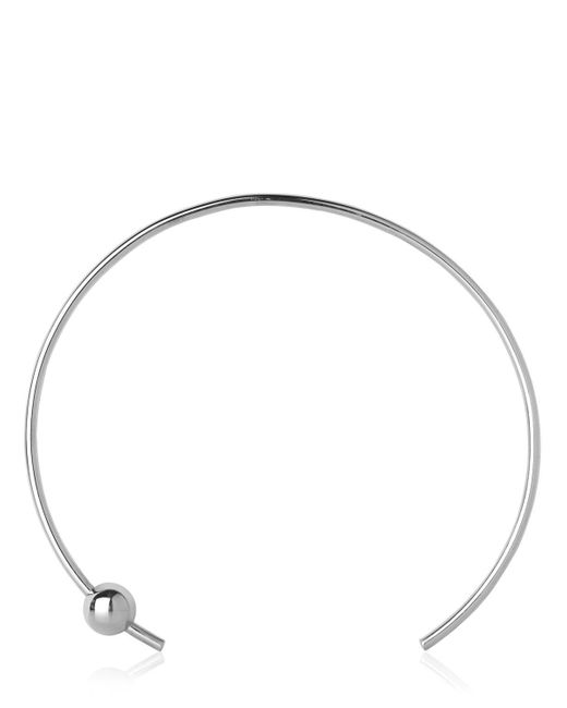 Maria Black - Metallic Orion Choker Necklace - Lyst