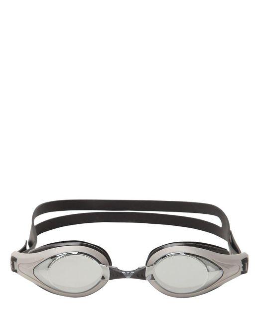 EA7 - Metallic Goggles Con Logo for Men - Lyst
