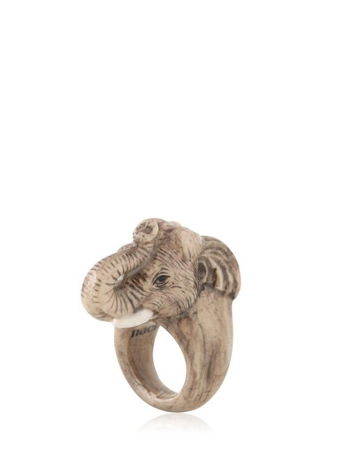 Nach | Gray Elephant Ring | Lyst