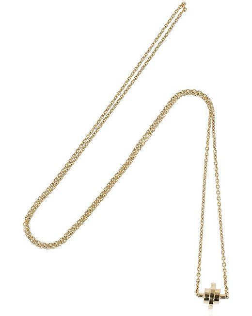 Luis Morais - Metallic Cirque Necklace for Men - Lyst
