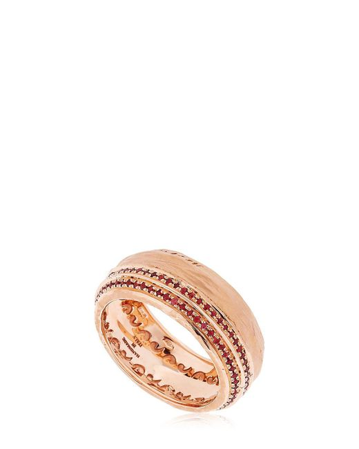 MARCO DAL MASO | Multicolor The Other Half Ring | Lyst