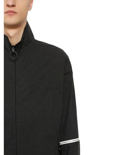 6036d1ef30d5 ... Off-White c o Virgil Abloh - Black Business Casual Zip Lightweight  Jacket for ...