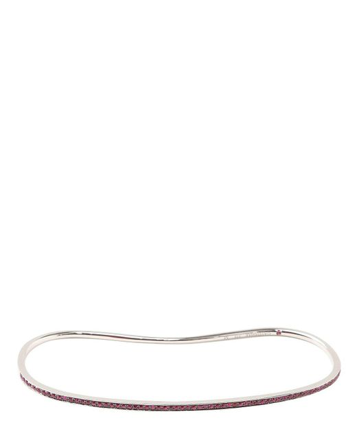 Gaydamak | Red One Collection Ruby Hand Bracelet | Lyst