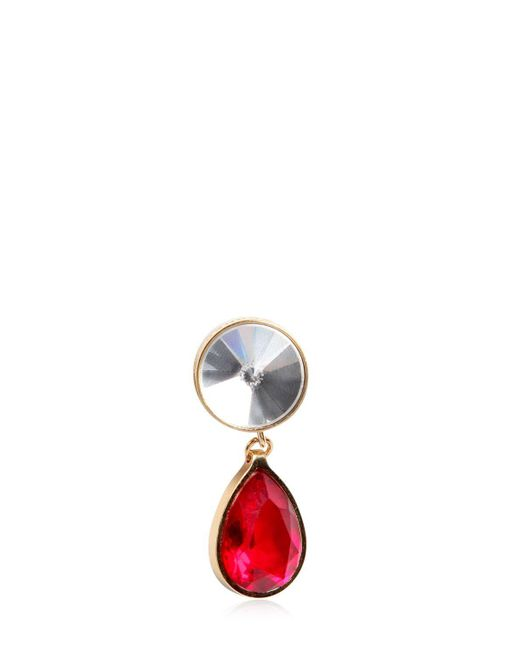 DSquared² - Multicolor Magnetic Jewel Mono Earring - Lyst