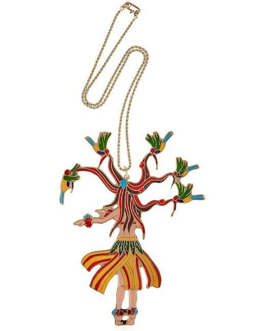 CORDIEN - Multicolor La Hawaiana Necklace - Lyst