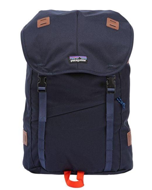 Patagonia - Blue 26l Arbor Heritage Backpack - Lyst
