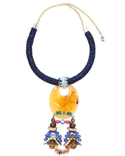 Anita Quansah London - Multicolor Ona Necklace - Lyst