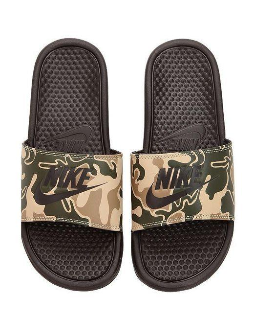e76ac6f8dad6 ... Nike - Multicolor Sandales Imprimées