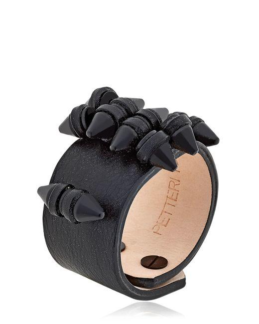Petteri Hemmilä | Black Tiera Bracelet | Lyst