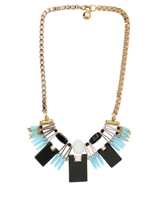 Scho | Black Rio Complex Necklace | Lyst