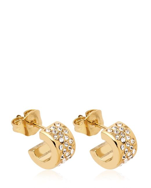 Vita Fede | Metallic Double Toni Earrings | Lyst