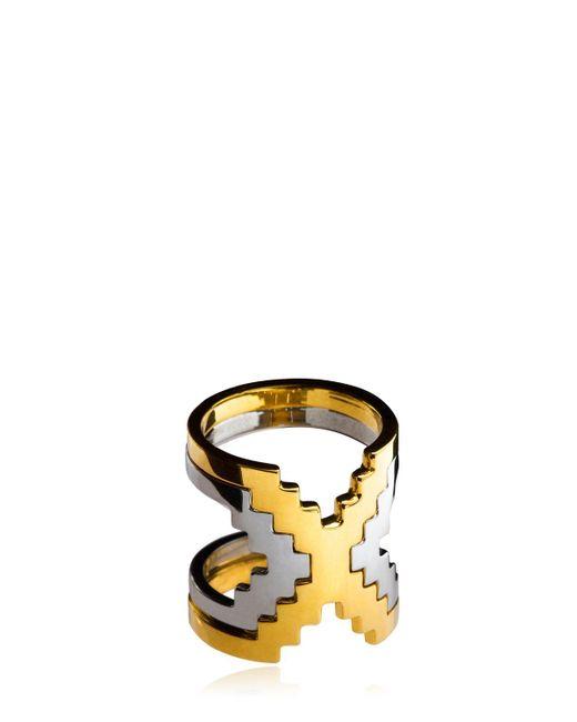 Monica Sordo | Metallic Kavanagh Ring | Lyst