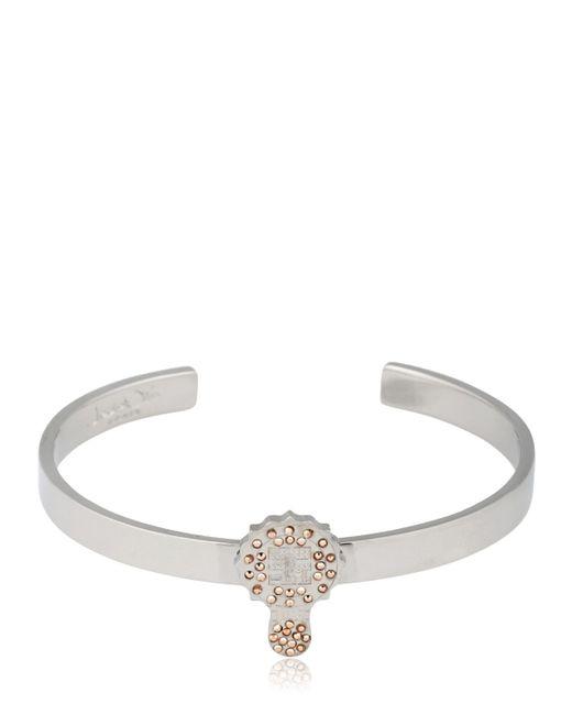 Ledaotto | Metallic Petronas Bracelet | Lyst