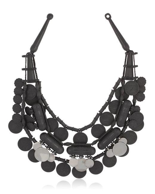 EK Thongprasert | Black Moonless Night Silicone Necklace | Lyst