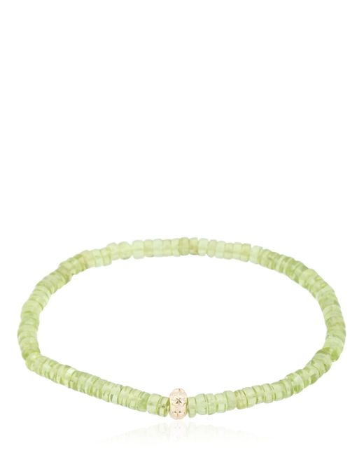 Luis Morais | Green Lucky Roundel Charms Bracelet | Lyst