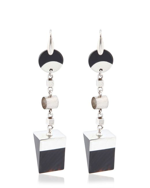 Isabel Marant | Black From The Block Earrings | Lyst