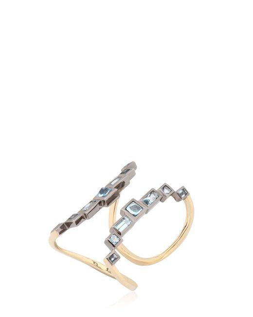 Ruifier | Metallic The Adagio Ring | Lyst