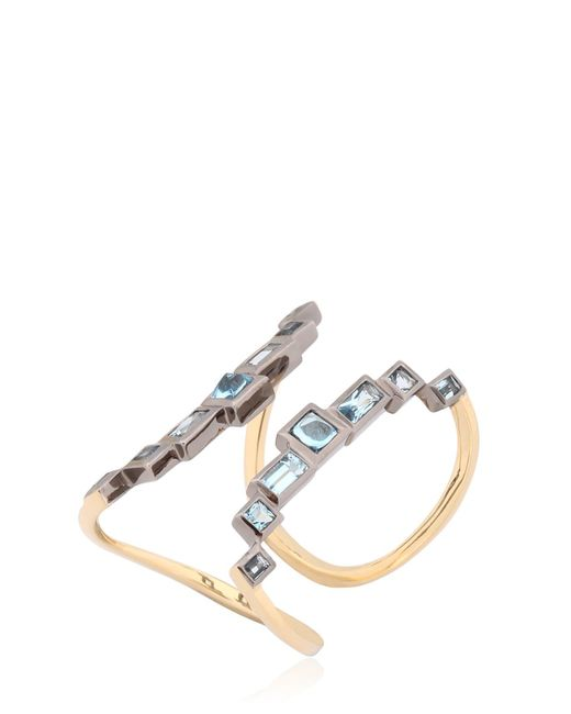 Ruifier | Metallic The Adagio Ring | Lyst