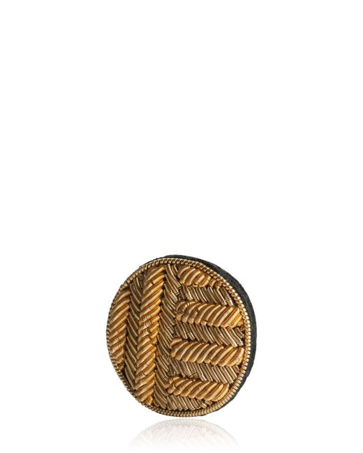 Alice Made This | Metallic Campbell Gold Pin | Lyst