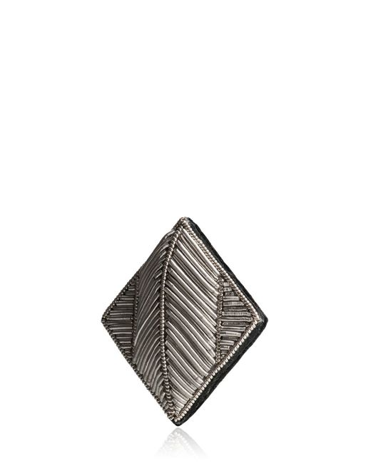 Alice Made This | Metallic Aldringham Silver Pin for Men | Lyst