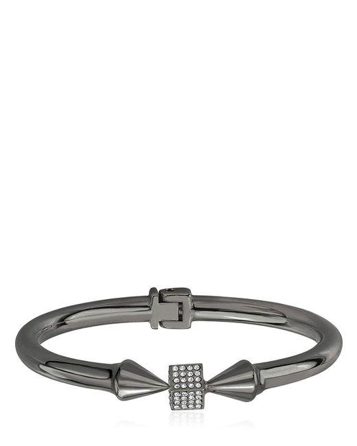Vita Fede   Black Mini Titan Cubo Bracelet   Lyst