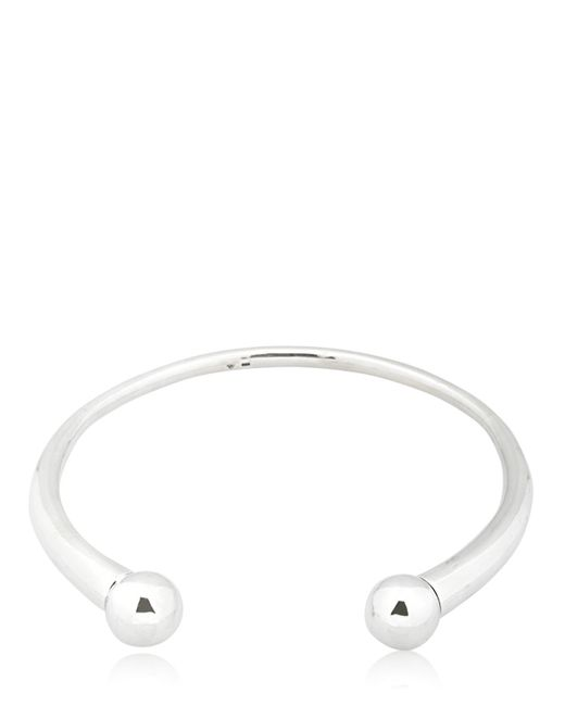 Betony Vernon | Metallic Double Sphere Massage Choker | Lyst