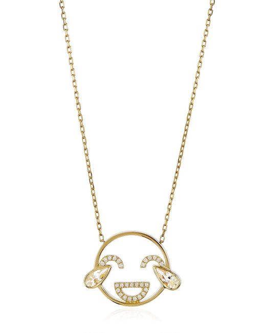 Ruifier | Metallic Lol Pendant Necklace | Lyst