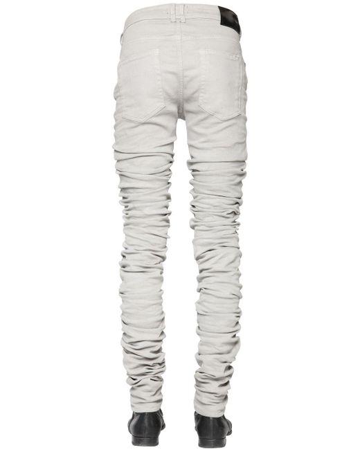 Diesel black gold 16.5cm 3d Extra Long Stretch Denim Jeans for Men ...