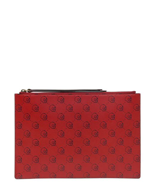 Gucci Ghost Hamlet Print Leather - 27.5KB