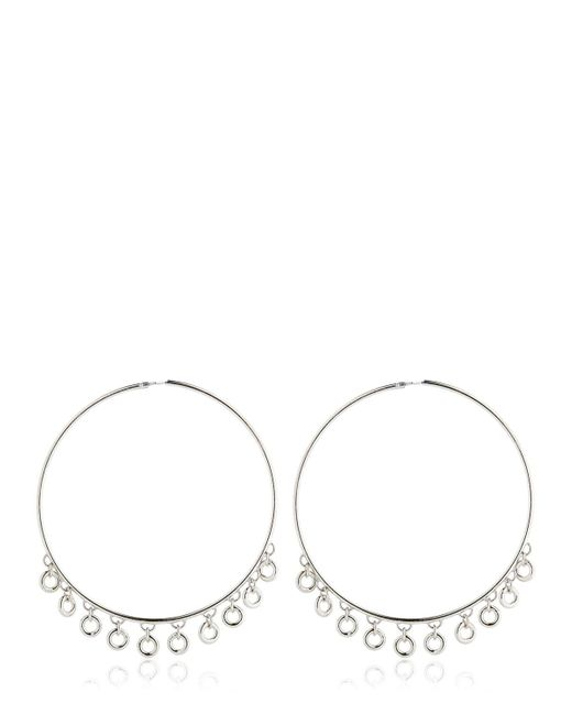 Maria Francesca Pepe | Metallic Lolita Sterling Silver Earrings For Lvr | Lyst