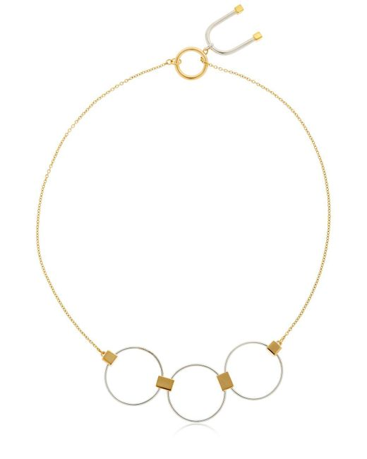 Uribe | Metallic Peter Necklace | Lyst