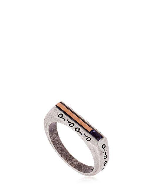 MARCO DAL MASO | Metallic Ara Ring for Men | Lyst