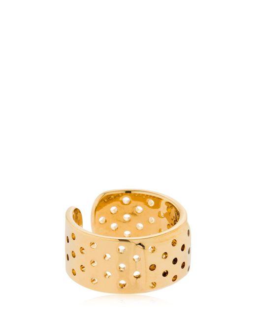 Schield - Metallic Little Plaster Ring - Lyst