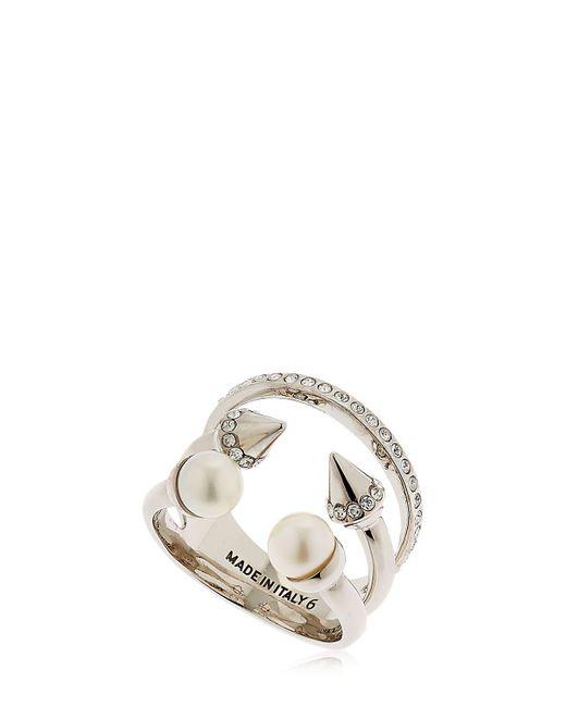 Vita Fede - Metallic Ultra Mini Titan Ring - Lyst