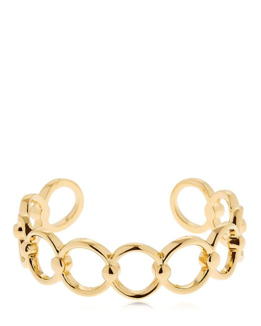Philippe Audibert | Metallic Alyssa Cuff Bracelet | Lyst
