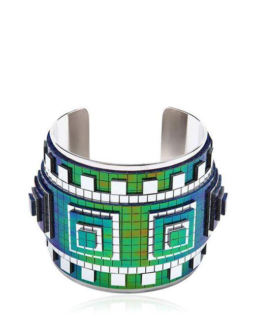 Hirschell - Metallic Dragon Cuff Bracelet - Lyst