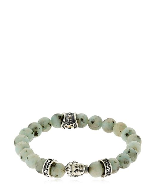 Cantini Mc Firenze | Blue Buddha Bracelet With Beads | Lyst