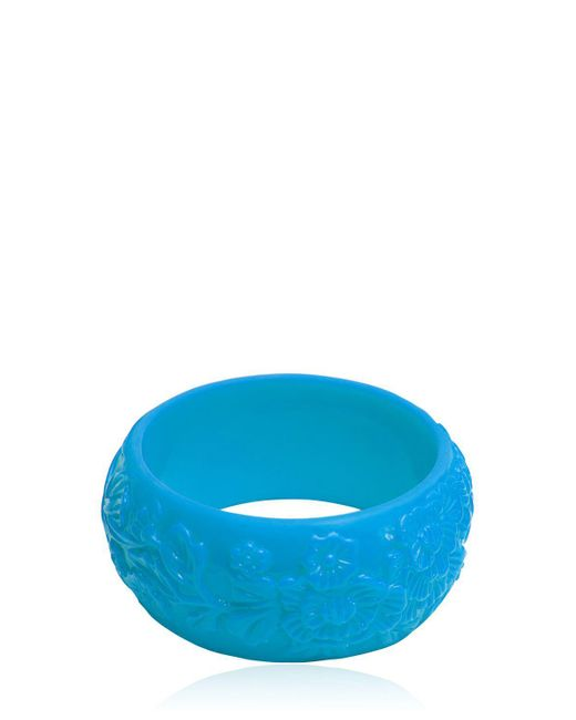 Mariah Rovery | Blue Pulseira Flores Bracelet | Lyst