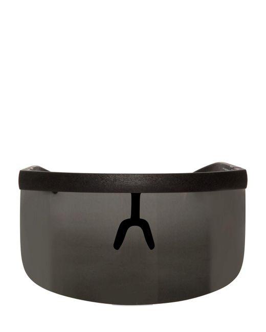 Mykita - Black Bernand Whilhelm Daisuke Mask Sunglasses for Men - Lyst