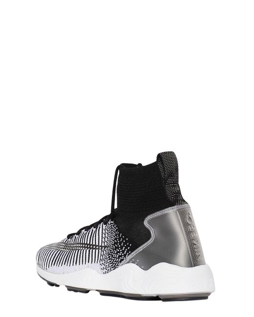 b56a0be8329 ... Nike - Black Zoom Mercurial Flyknit Sneakers for Men - Lyst ...