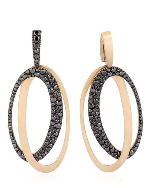 Antonini | Black & White Earrings | Lyst