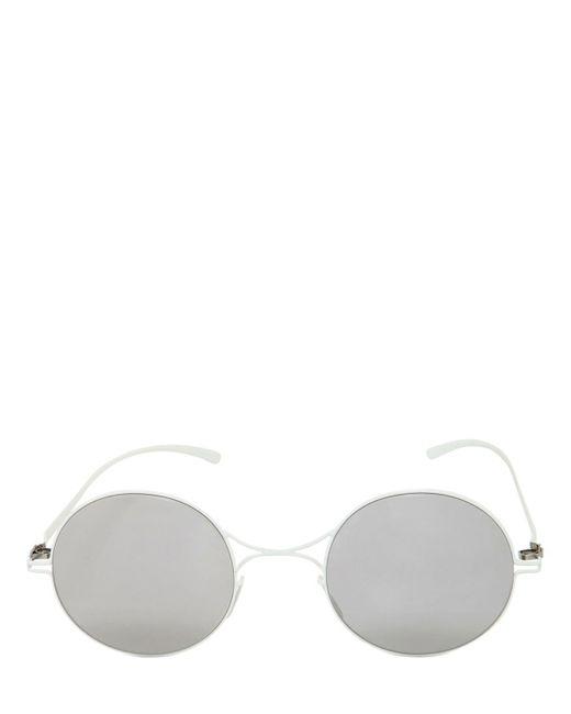 """Mykita - White Gafas De Sol Edición Limitada """"maison Margiela"""" for Men - Lyst"""