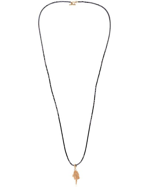 Luis Morais | Metallic To The Bone Necklace | Lyst