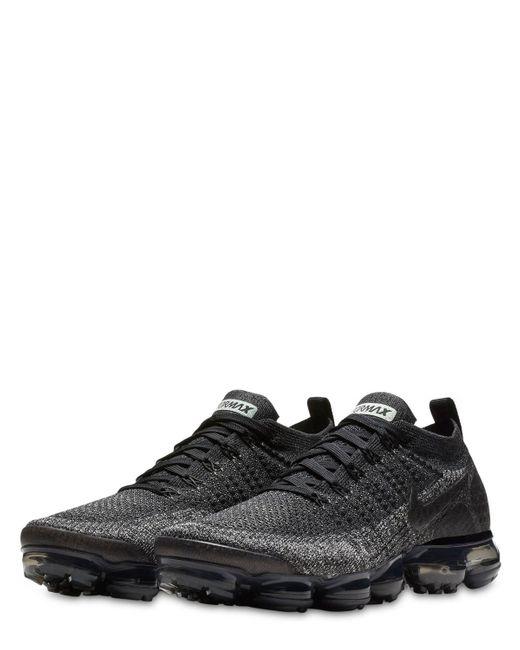 1138045cef36c5 ... Nike - Black Air Vapormax Og Flyknit Sneakers for Men - Lyst ...