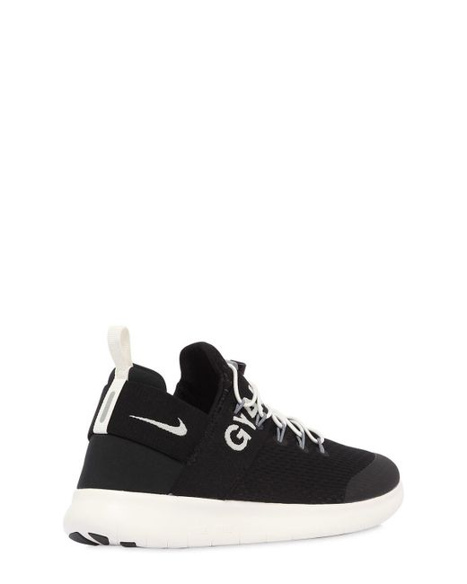 2fc22d61a24 ... Nike - Black Gyakusou Free Run Commuter 2 Sneakers for Men - Lyst ...