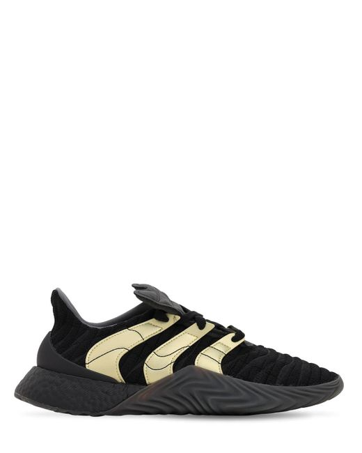 quality design 71638 faf2b Adidas Originals - Black Sobakov Boost Sneakers for Men - Lyst ...