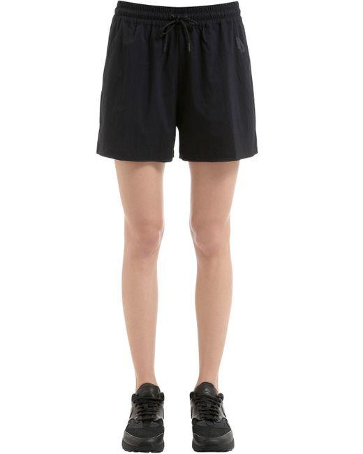 Nike - Black Lab Essentials Woven Shorts - Lyst